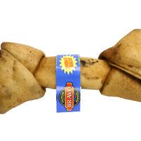 Bravo tuggknut med baconsmak