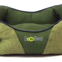 Beco miljövänlig hundbädd grön